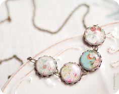pretty antique necklace