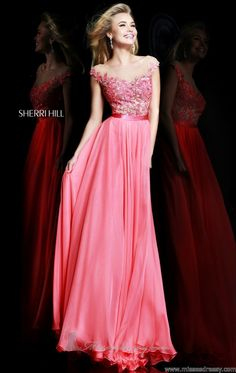 Sherri Hill 11151. I would love this as my prom dress