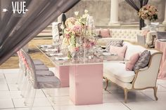 millenium gate wedding : atlantaic station wedding : atlanta wedding photographer: blush and gray wedding _00005