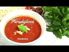 Rýchla paradajková polievka je asi moja najoblúbenejšia polievka. Nie ani tak preto že je rýchla, ale preto, lebo chutí najlepšie na svete!