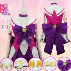 Buy Cosgirl Silk League of Legends Star Guardian Lux Cosplay Costume | YesStyle - COSPLAY IS BAEEE!!! Tap the pin now to grab yourself some BAE Cosplay leggings and shirts! From super hero fitness leggings, super hero fitness shirts, and so much more that wil make you say YASSS!!!