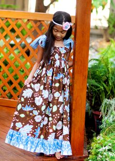 Helen's Maxi Dress | Featured Products | YouCanMakeThis.com
