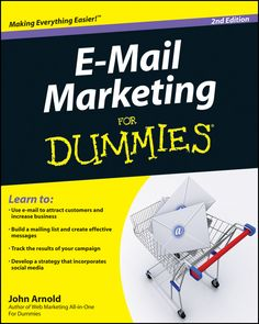 E-Mail Marketing For Dummies on Scribd