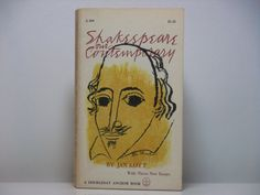 Ben Shahn Cover Art Shakespeare Our Contemporary by PhillipaFinch, $7.00