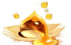 Shimbun mochi rice cake honey taste / chai