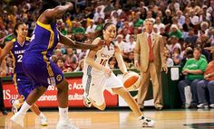 SEATTLE, WA - Seattle Storm – KeyArena  WNBA Game on August 21 at KeyArena (Up to 76% Off). Two Options Available.