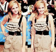 emma watson..if i could be one person...
