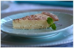 South-Africa - Milk Tart: A homemade South African melktert is always a winner. Whether you need dessert for your dinner party, a cake for a special occasion or simply just a slice of something sweet with your afternoon cup of tea Tart Recipes, Dessert Recipes, Cooking Recipes, Desserts, Yummy Treats, Sweet Treats, Yummy Food, Melktert Recipe, Milk Tart