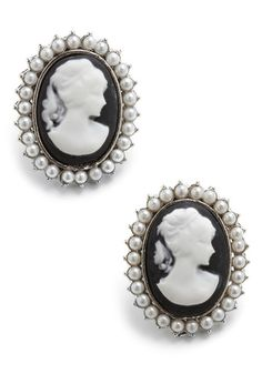 So Glad You Cameo Earrings..... Really wishing these where in stock so i could order them...