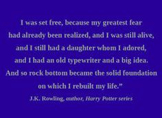j k rowling quotes - Google Search