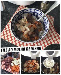 receitas-na-airfryer-file-ao-molho-de-vinho