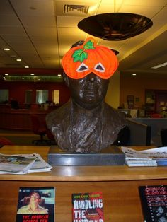 Fr. Bart enjoying Halloween 2014!