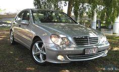 2005 Mercedes-Benz C180 Kompressor W203 Classic MY2006