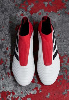 """adidas Launch The Predator """"Cold Blooded"""" - SoccerBible Cool Football Boots, Football Shoes, Football Cleats, Football Players, Adidas Soccer Boots, Adidas Football, Nike Soccer, Soccer Gear, Soccer Shirts"""