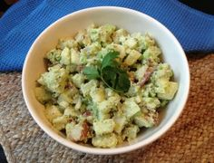 Southern Potato Salad.... All Cleaned Up