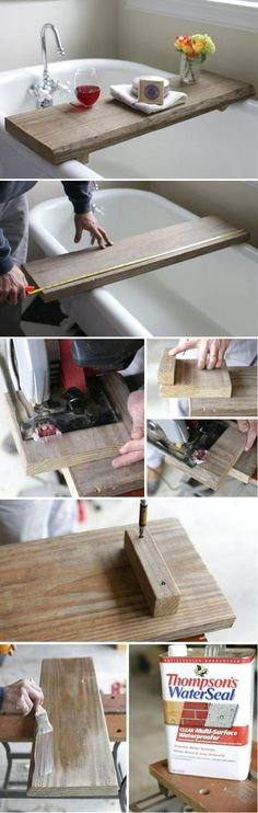 Build a Bath Caddy