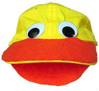 Duck Hat, been there, done that.