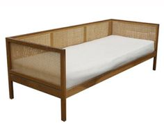 RESERVED for Rachel //Pair Mid Century MODERN DAYBEDS por CIRCA60