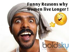 Funny reasons why women longer than men... Ha ha ha So Funnny !