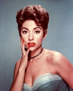 Rita Moreno is a Puetro Rican actress, of West Side Story (1961) fame, who throughout her career has broken new ground for Latinos in entertainment. Description from pinterest.com. I searched for this on bing.com/images