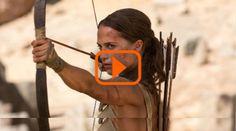 TOMB RAIDER 2018 Tomb Raider 2018, New Movies, Raiders