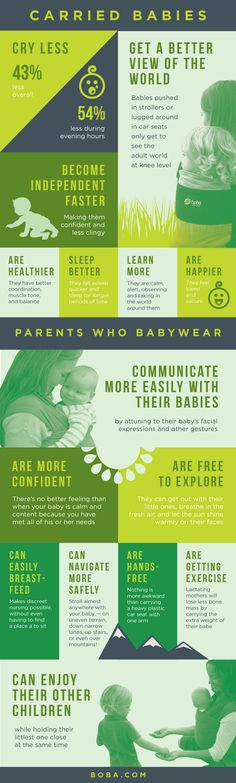 A healthy baby carrier can be your best partner in parenting wee ones! Check out these important benefits of babywearing from newborn through toddlerhood. #parenting #baby #newborn #babywearing #getoutandgo #motherhood