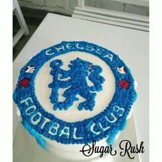 Chelsea Birhday Cake