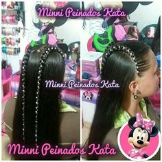 Black Baby Hairstyles, Little Girl Hairstyles, Cute Hairstyles, Toddler Hairstyles, Blunt Hair, Baby Girl Hair, Shoulder Length Hair, Tips Belleza, Great Hair