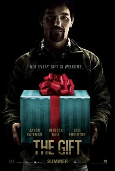 "A surprise of a good movie. Very much in the style of ""Gone Girl"" but i think the plot is better ...Cinephile No. 527 ""The Gift"" — Natetheworld"