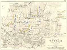 Battle of Wagram, 5th & 6th July 1809.