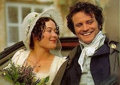 This mini-series sparked my love of Jane Austen novels, BBC period drama mini-series, especially those adapted by Andrew Davies and Colin Firth. Oh Mr. Darcy......