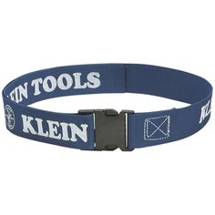 Lightweight Utility Belt - Blue - 5204 | Klein Tools - For Professionals since 1857