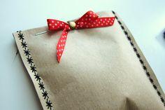 Packaging handmade goodies