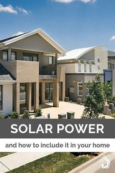 Want to know whether solar power is worthwhile for your new home or renovation? This is part 2 of an interview with Lucy Best. Solar Energy Panels, Best Solar Panels, Solar Energy System, Solar Power, Wind Power, Solar House, Solar Panel System, New Builds, Renewable Energy