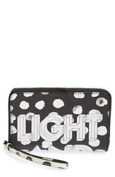 MARC BY MARC JACOBS 'Sophisticato - Wingman' Phone Wristlet available at #Nordstrom