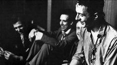 Joe Strummer, Mick Jones, Paul Simonon and Topper Headon. I love the way Topper looks at Joe. Sweet guys the Clash.