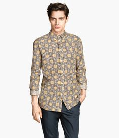 H&M Cotton Shirt $49.95