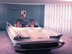 Galeria de fotos de carros que foram projetados mas jamais produzidos.