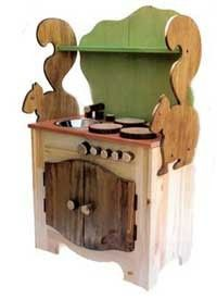 Adorable!  Site no longer exists...but could be a possible diy play kitchen idea!