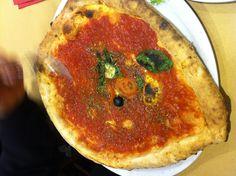 #pizza #marinara