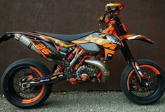 Ktm Supermoto, Motorcross Bike, Ktm Exc, Motorcycle Luggage, Dirtbikes, Super Bikes, Cars And Motorcycles, Motorbikes, Cool Cars