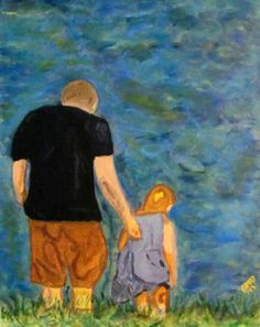 Oil on Canvas (2013)  40 x 50 cm  www.gregmasonburns.com