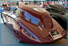 1938 Alfa Romeo 8C 2900B Superleggera 'Le Mans Coupe'  Euer Edis vom Team der AutoErlebniswelt-Tü Taunus
