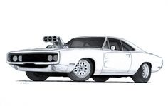 17 Best Muscle Car Drawings Images Car Drawings Drawings Of Cars
