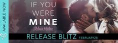 If You Were Mine, an all-new sexy and emotional standalone from USA Today Bestselling author Melanie Harlow is available now!  [[MORE]]BLURB  Theo MacLeod wasn't supposed to be the one.  Tall, dark and handsome suits me just fine, but the cocky grin,...