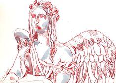 an angel from Wolgast   www.susannehaun.com