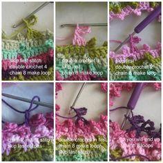 Crochet rugs crochet