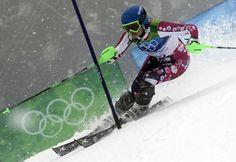 Veronika Zuzulova Photos: Olympic Alpine Skiing - Day 15