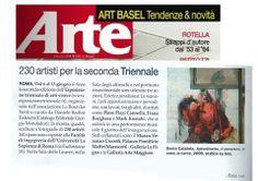 Esposizione Triennale di Arti Visive a Roma 2014  #sabrinabertolleli #triennaleroma