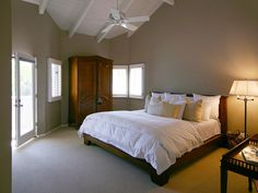 Inspiration Using Best Paint Color for Small Bedrooms to Make It More Grey